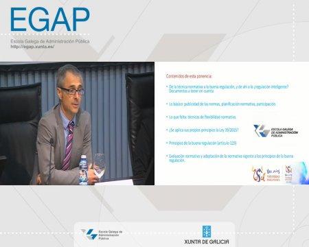 A iniciativa lexislativa e a potestade regulamentaria da Administración - parte 1 - As Leis 39/2015 e 40/2015 do Procedemento Administrativo Común (LPAC) e do Réxime Xurídico do Sector Público (LRXSP)